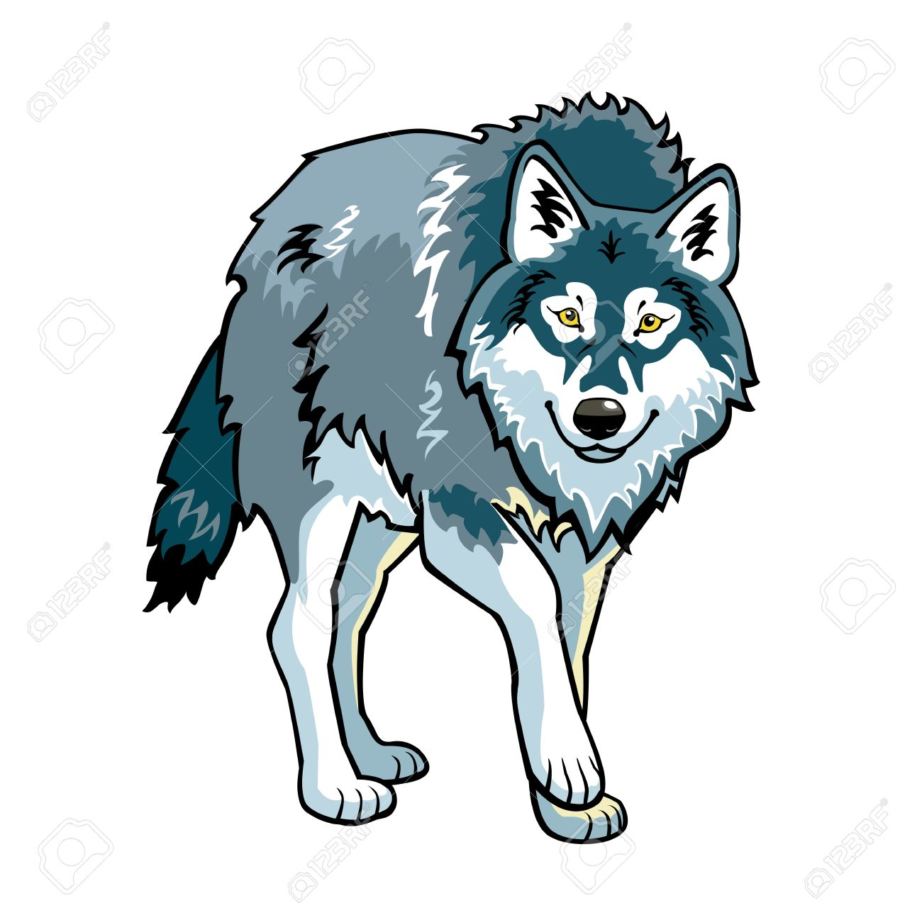 Wolves clipart carnivore. Best wolf clipartion com