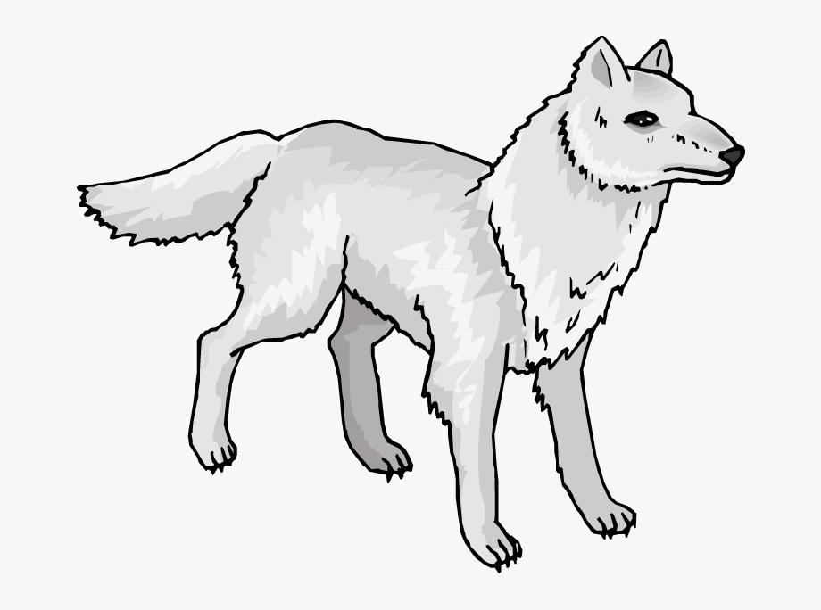 Wolfclipart animals . Wolf clipart clip art