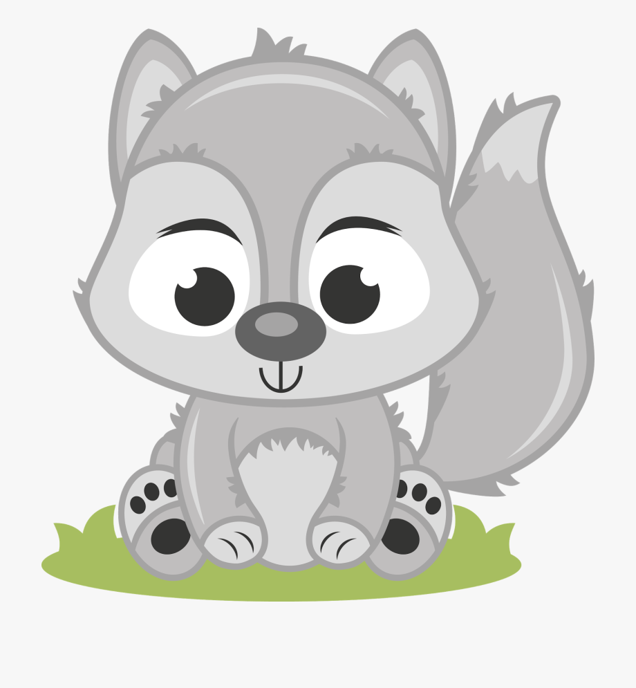 Baby wolf png free. Wolves clipart cute