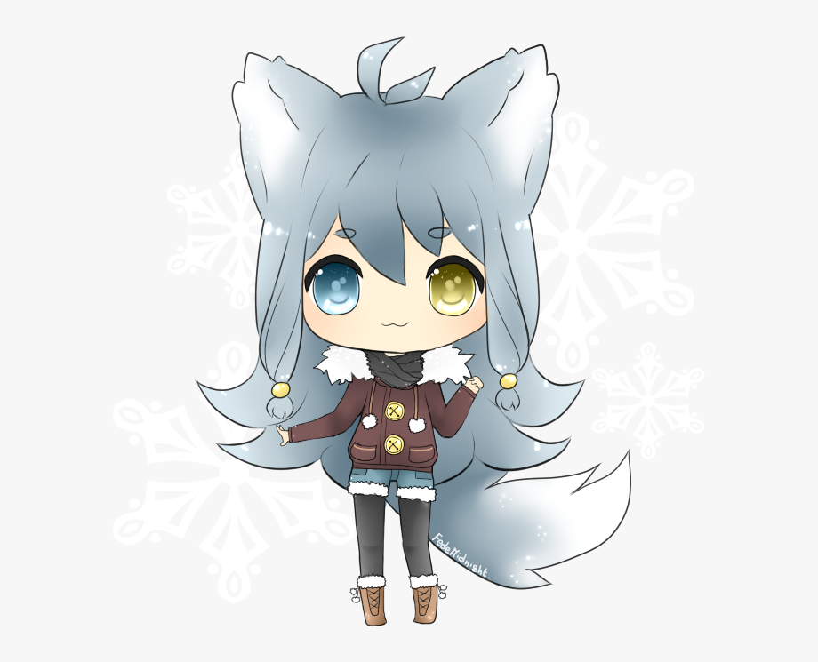 Arctic cute drawings of. Wolf clipart female wolf