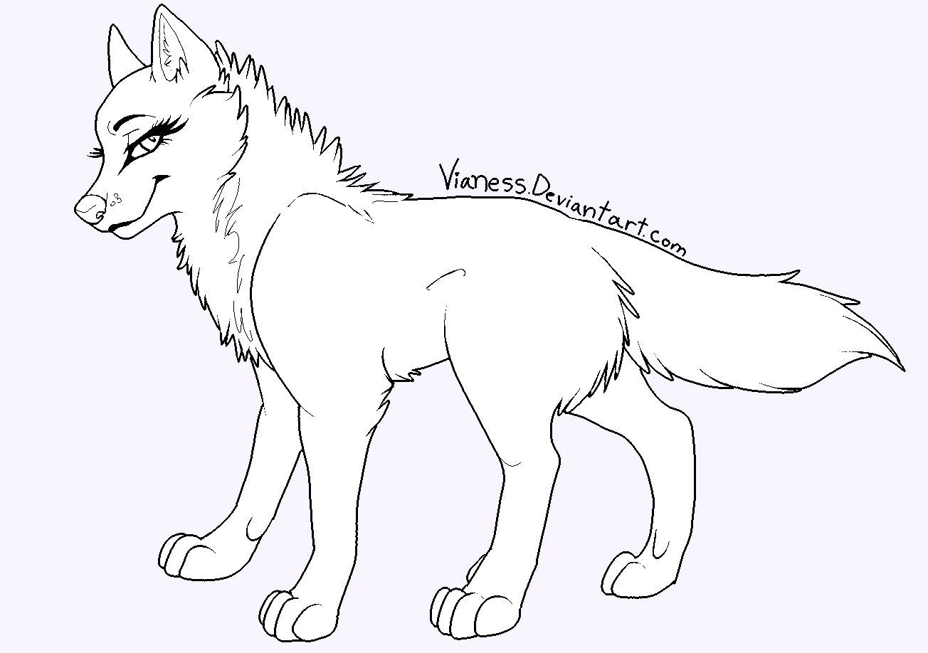 Drawing at getdrawings com. Wolves clipart female wolf