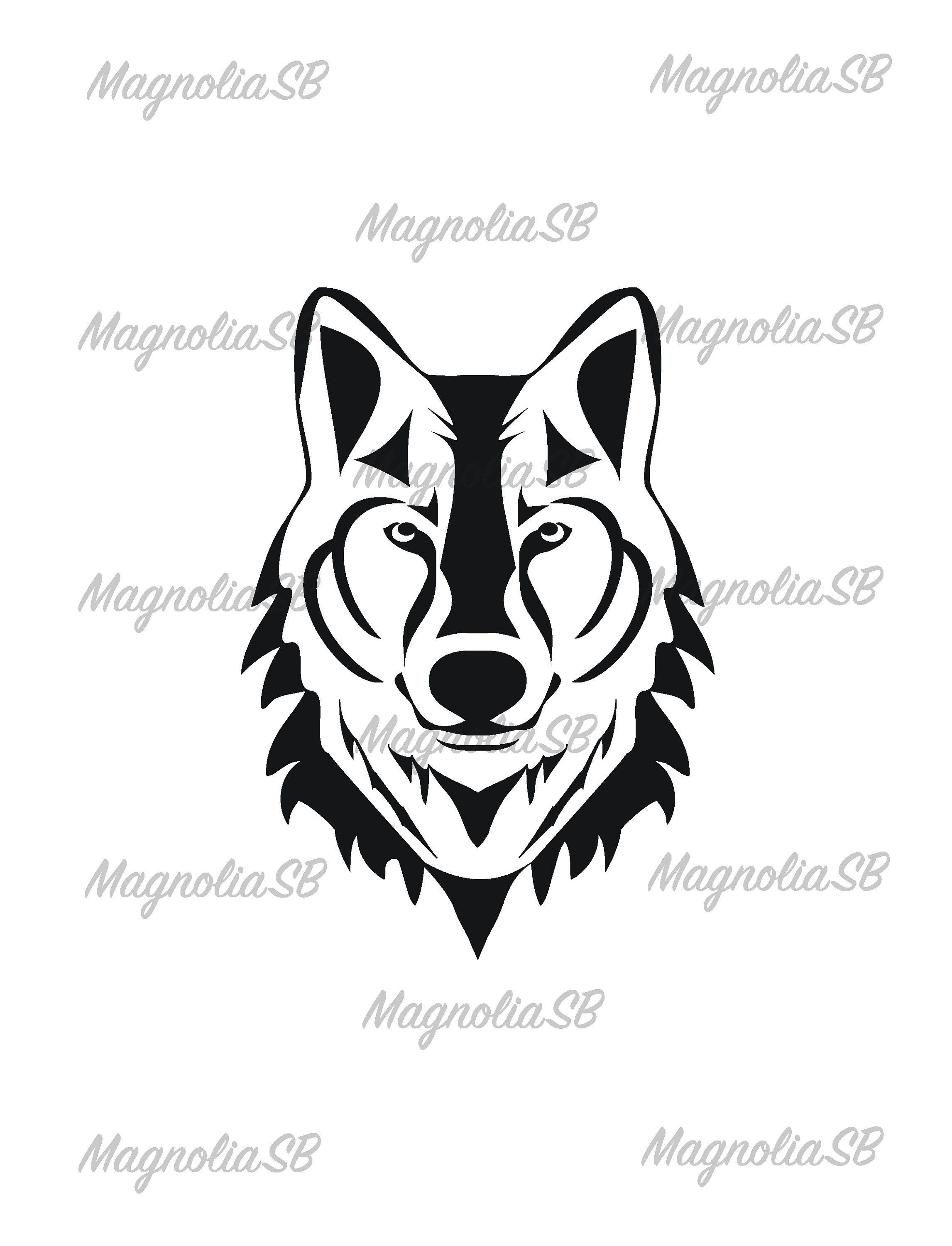 Pin on svg dxf. Wolf clipart file