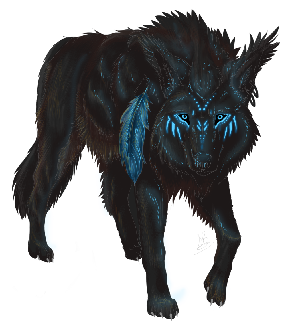 Wolf clipart majestic.  collection of drawing