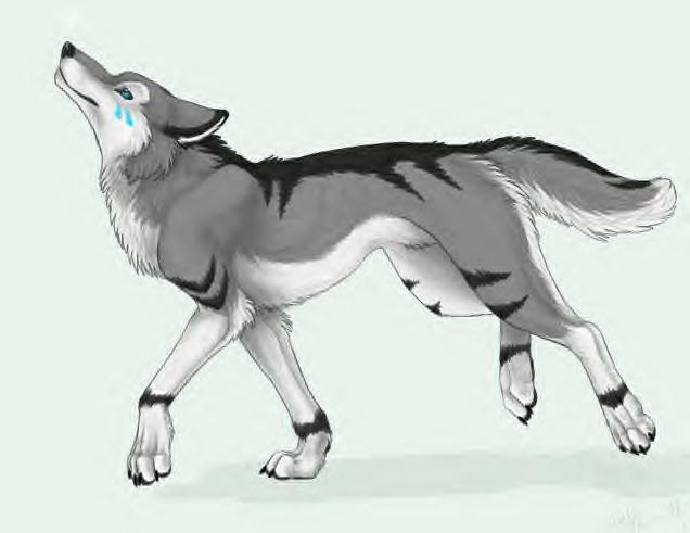Wolves clipart she wolf. Clip art library
