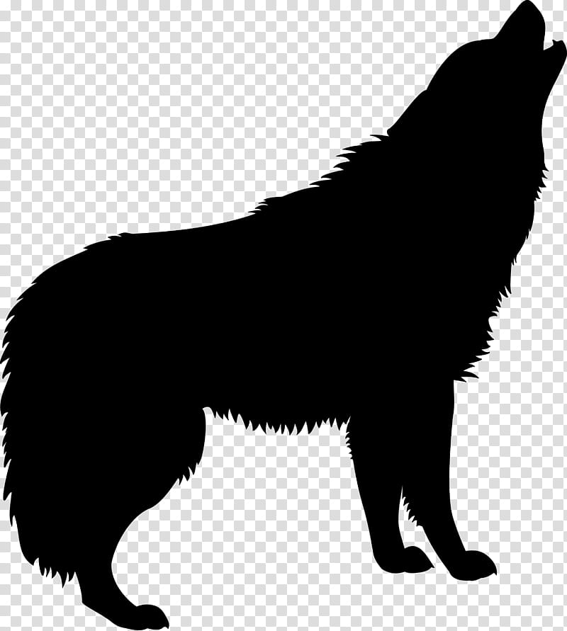 Howling wolf silhouette transparent. Wolves clipart hill