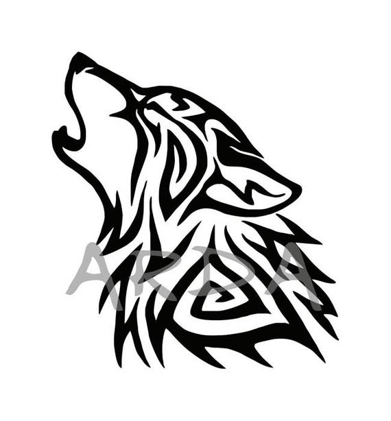Wolf svg head vector. Wolves clipart file