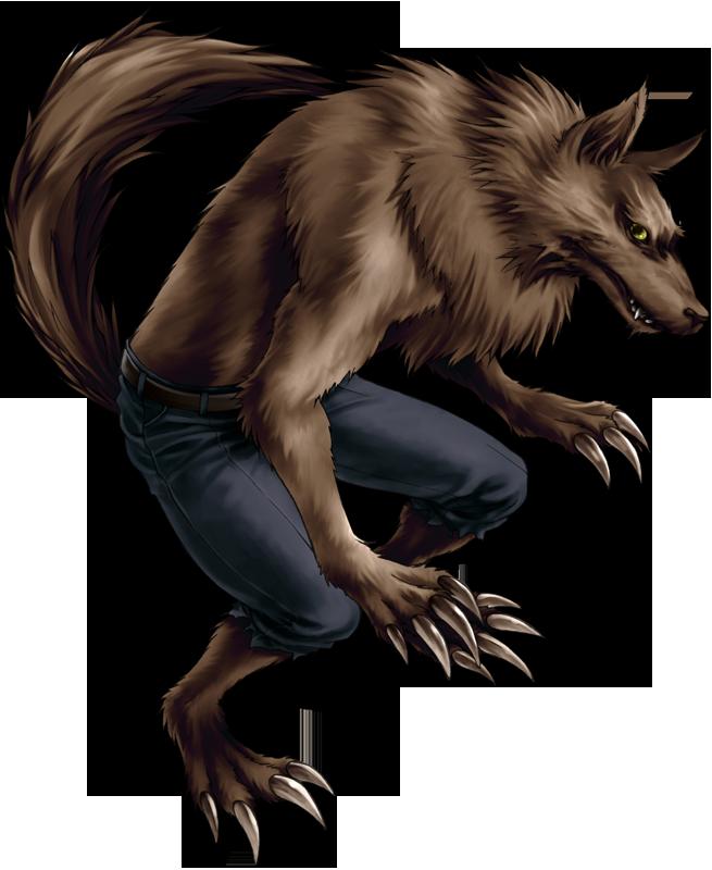 Png image mart. Wolf clipart werewolf