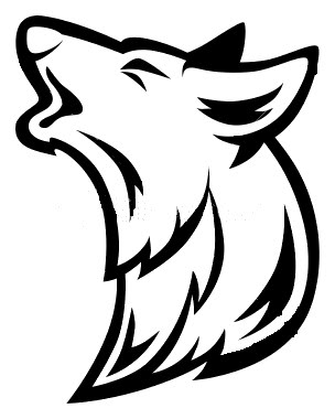 Howling clipartfest clipartbarn . Wolf clipart wolf head