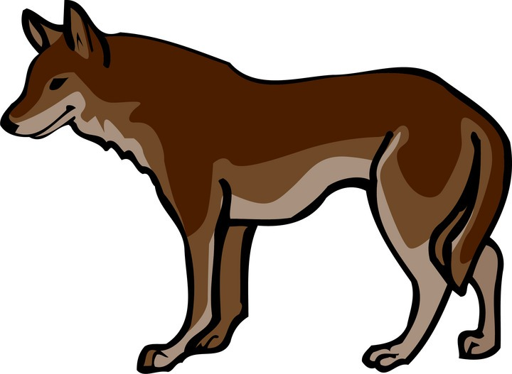 Free wolf. Wolves clipart