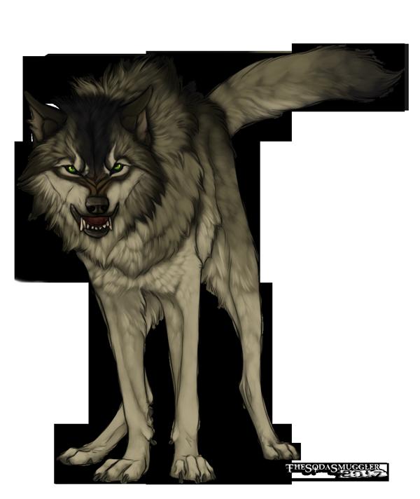 Winter wolf deviantart view. Wolves clipart alpha
