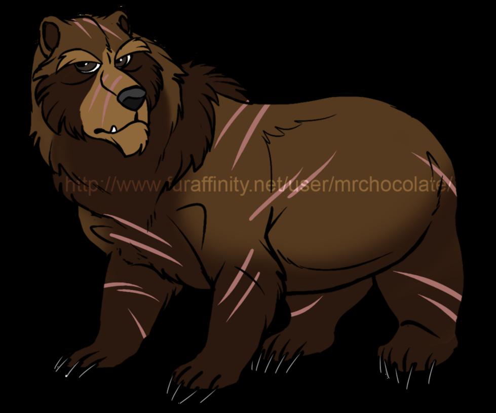 Wolves clipart bear. Wolf design concept papa