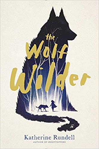 Wolves clipart female wolf. The wilder katherine rundell