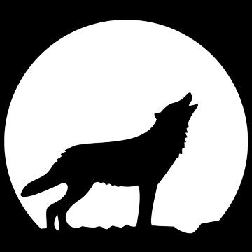 Wolves clipart halloween. We love these free