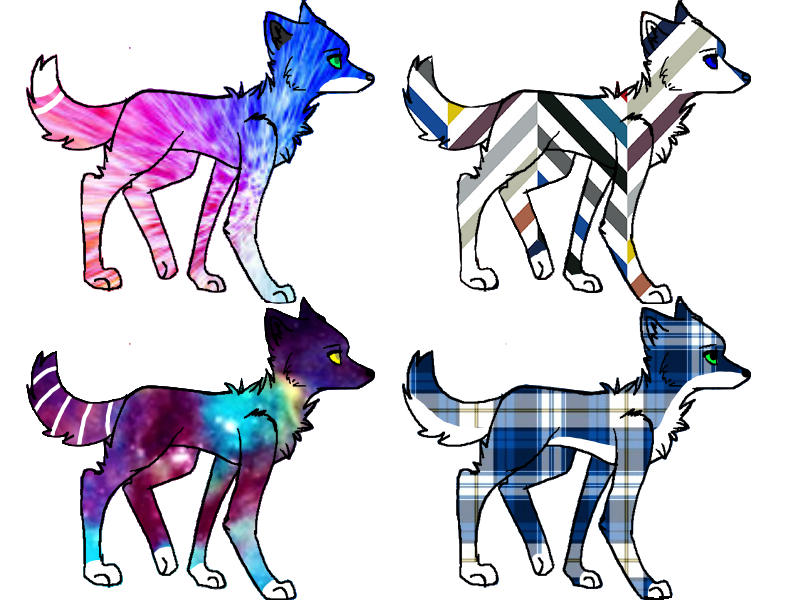 Wolves clipart magic. Wolf adopts open by