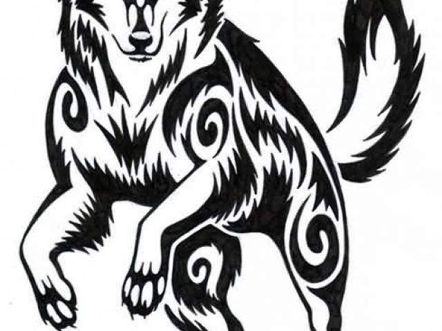 Wolves clipart native american wolf. Drawing free download best