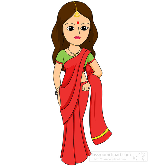 Indian clipartfest cliparting download. Woman clipart