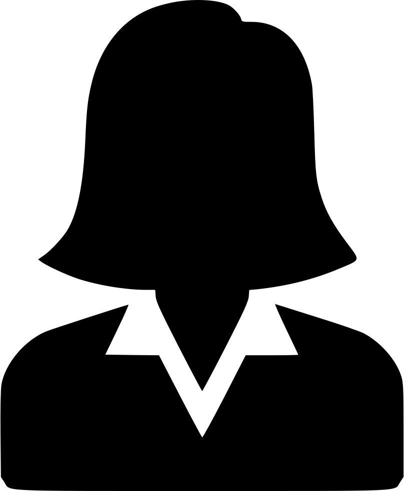 Business svg free download. Woman icon png