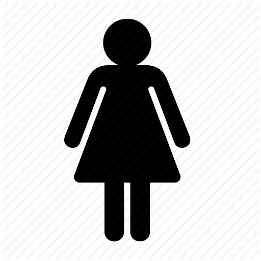 Woman icon png. Female svg free icons