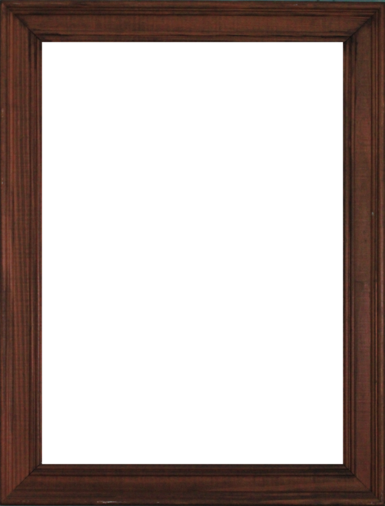 Picture frame by thy. Wood border png