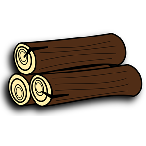 . Wood clipart