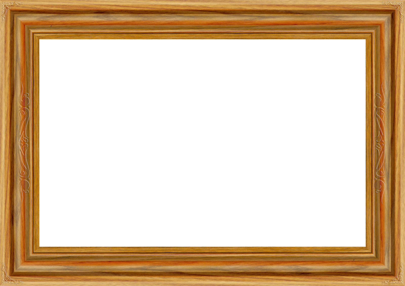 Decoration ideas sided tag. Wood frame png
