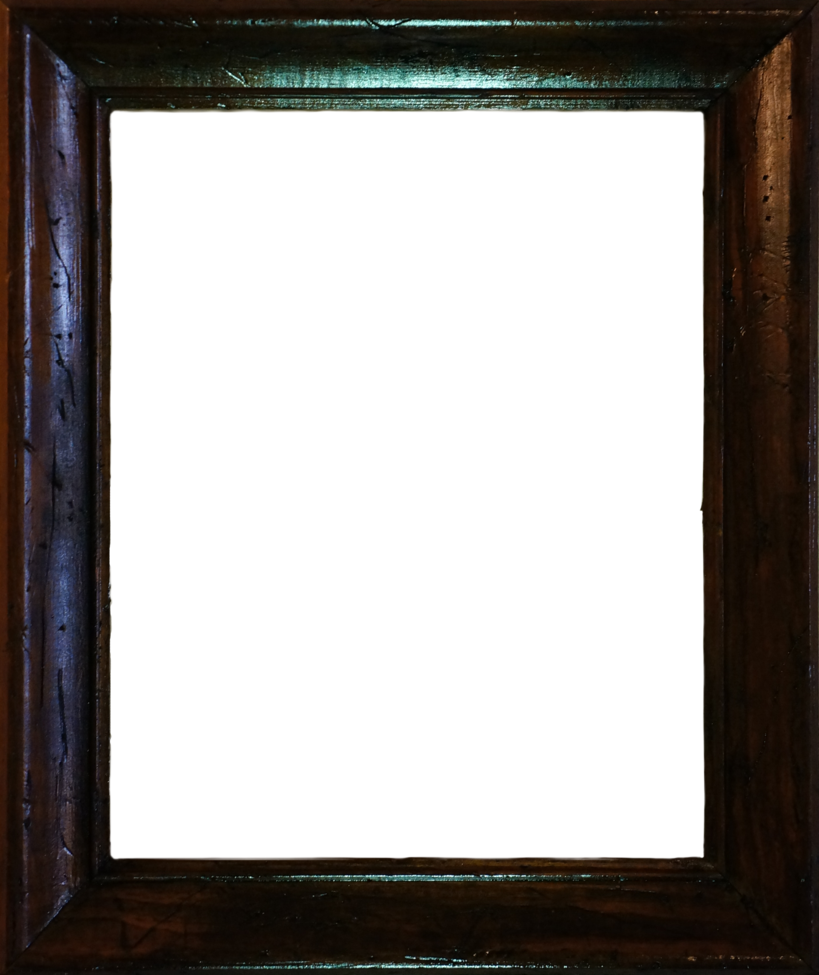 Wooden by kyghost on. Wood frame png