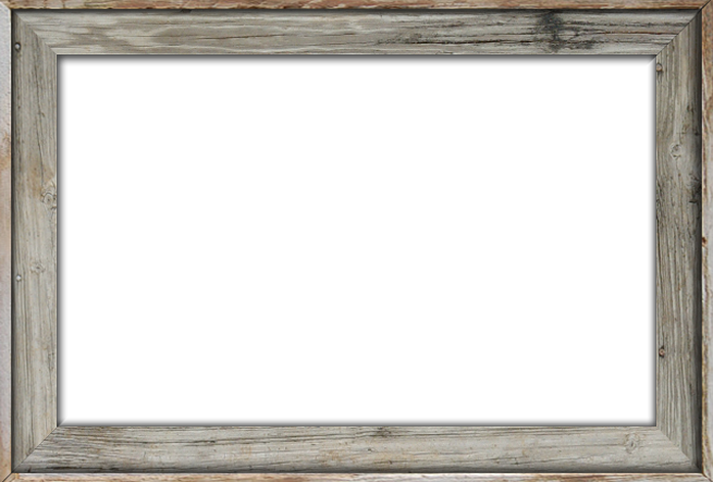 Wood frame png.  wooden frames for
