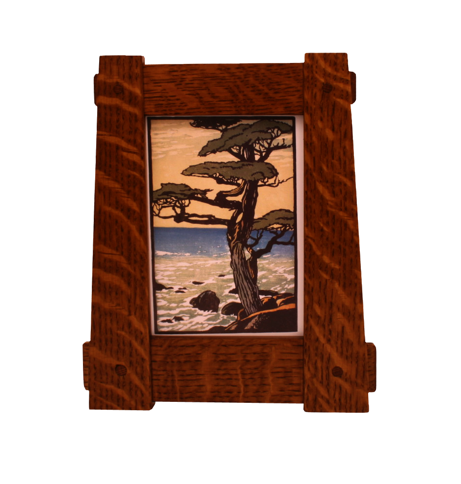 x craftsman tapered. Wood picture frame png