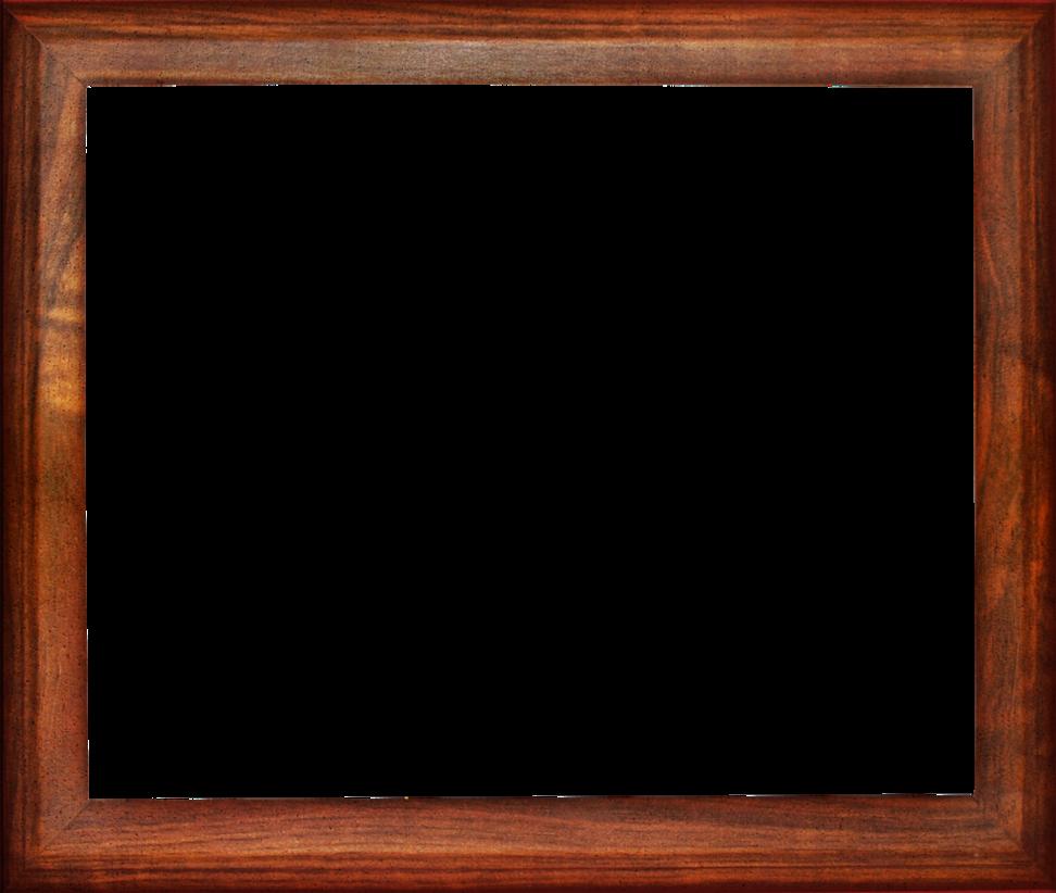 By karontrix on deviantart. Wooden frame png