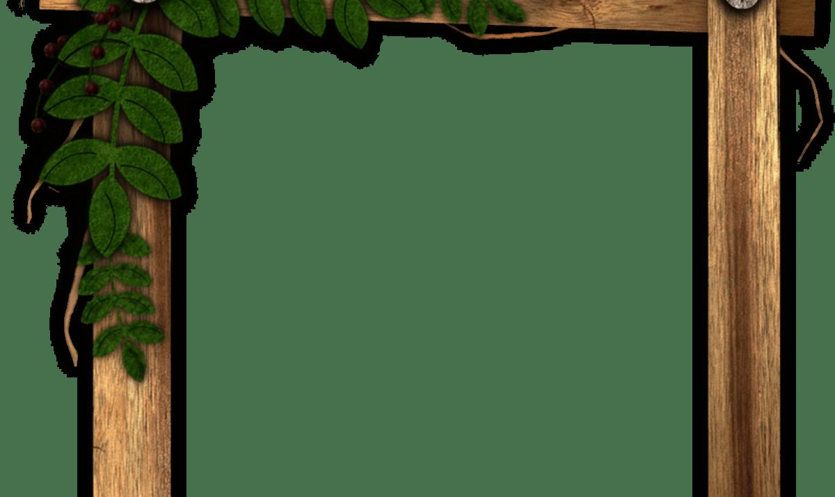 Wooden frame png.  frames for free