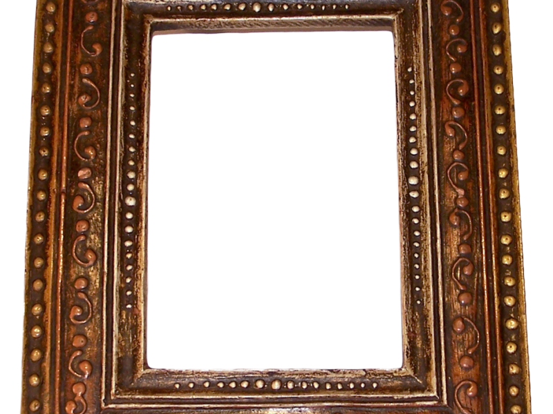 Wooden picture frame png. Transparent image best stock