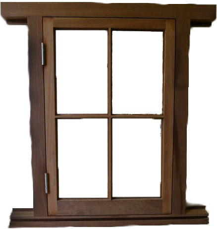 Wooden window frame png. The joinery shop supply