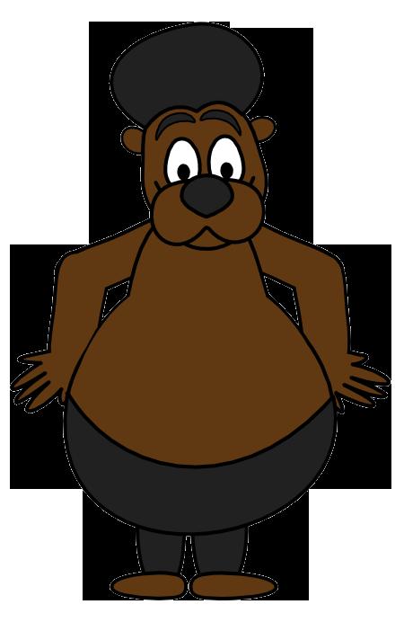 Updates for super duper. Woodland clipart beaver
