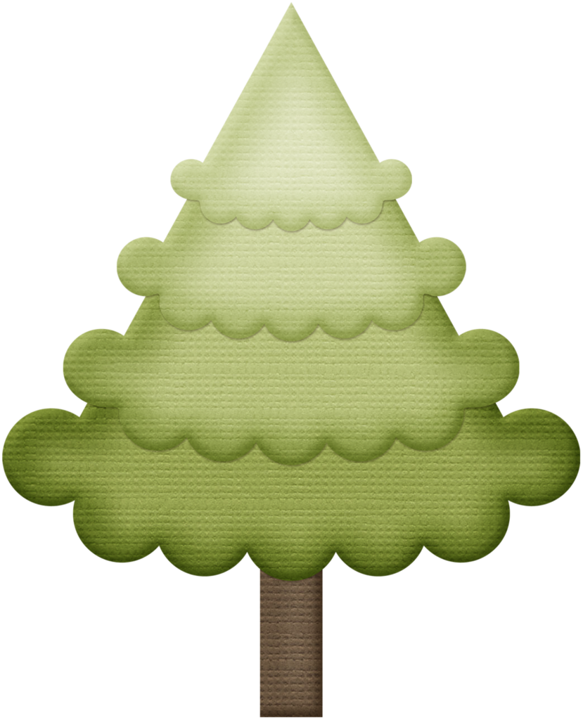 Woodland clipart christmas tree. Aw png natal and