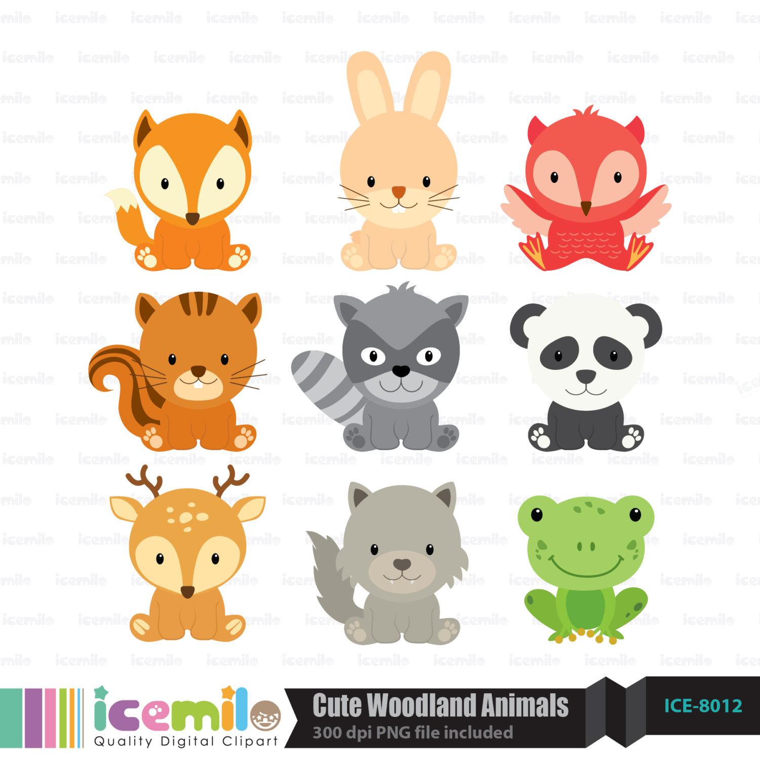 Woodland clipart cute fall animal. Free autumn cliparts download