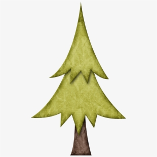 Woodland clipart fine tree. B happy camper pine