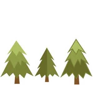 Pine symbol bing images. Woodland clipart fine tree