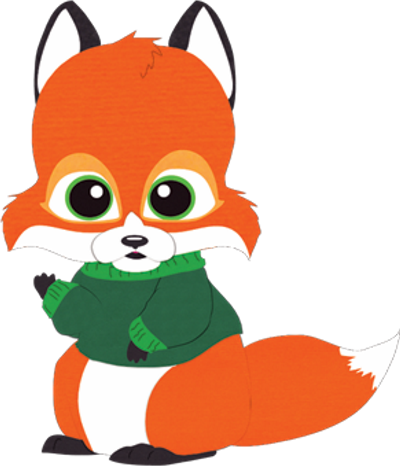 Woodland clipart orange fox. Image foxy png south