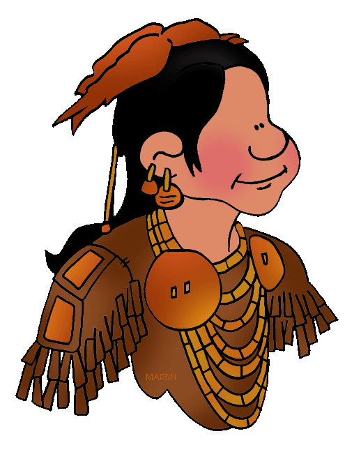 Woodland clipart woodland character. Native americans clip art