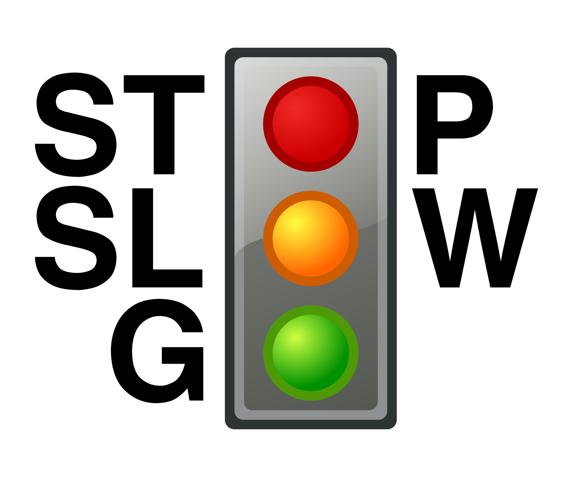 Words clipart education. Traffic light signs clipartfest