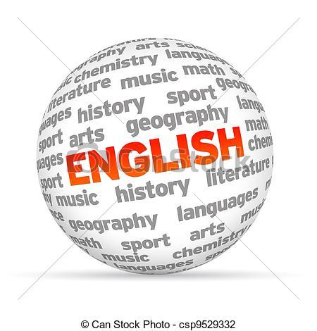 Words clipart english. Portal