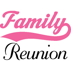 Free download best . Words clipart family reunion