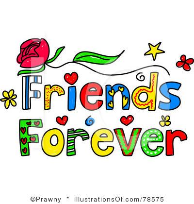 Friends word clip art. Words clipart friendship