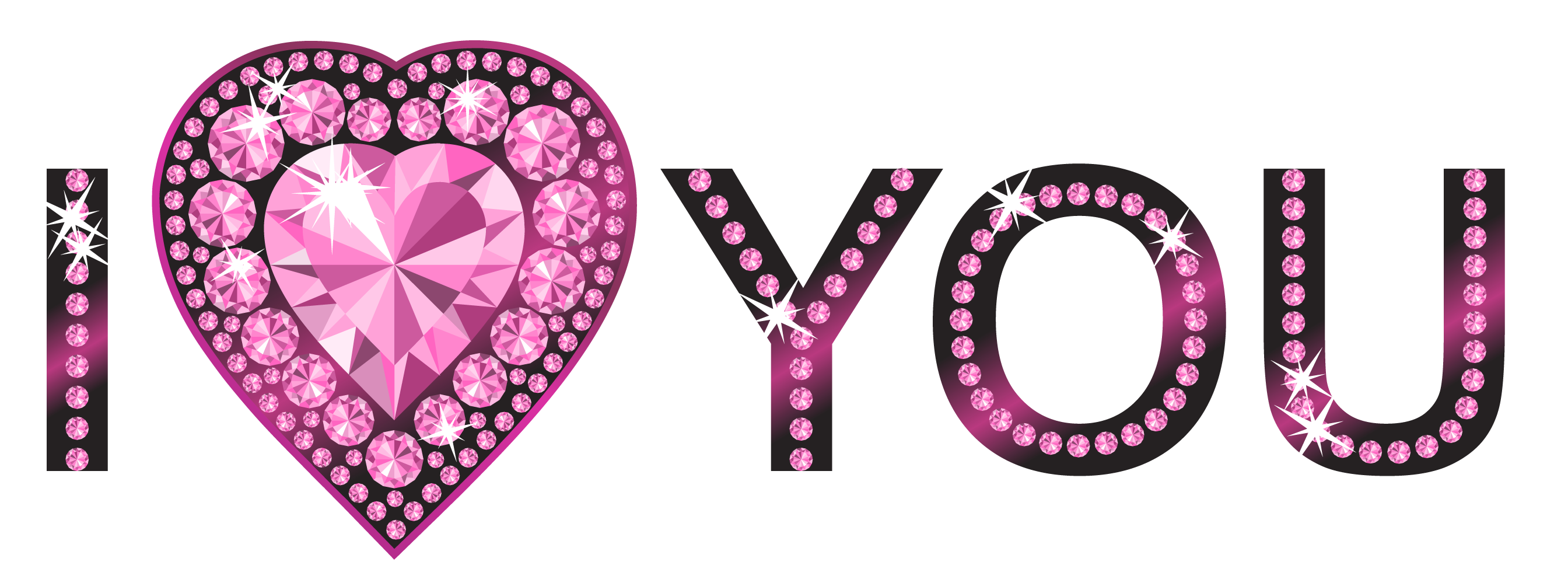 I you png . Words clipart love