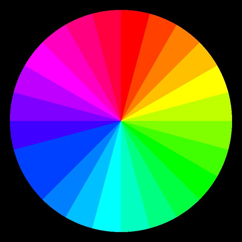 Words clipart wheel. Colorful balls clip art