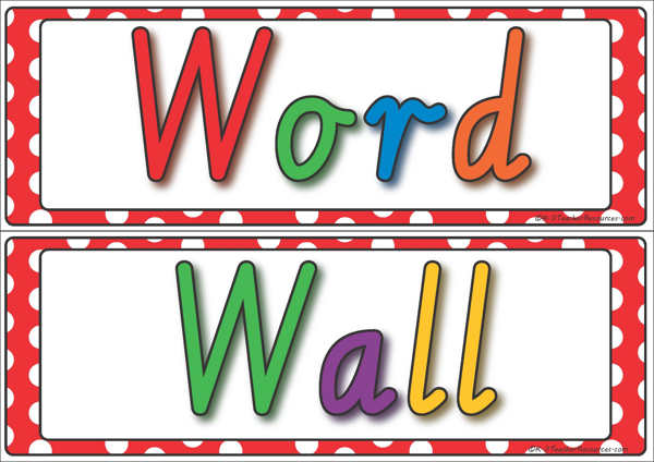 Words clipart word wall. Free cliparts download clip