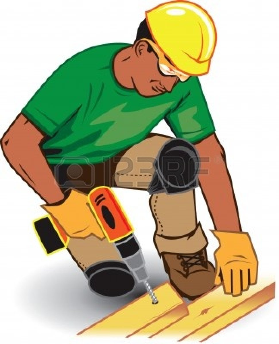 Construction panda free images. Worker clipart