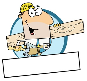 Working clipart. Free image acclaim carpenter