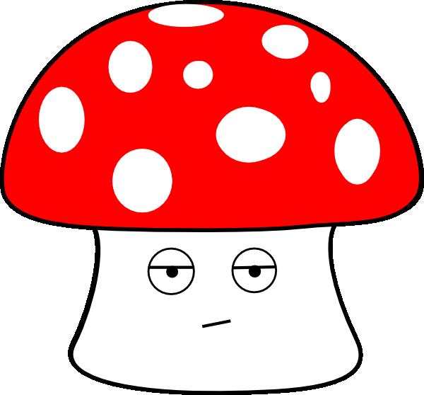 Working clipart bored. Mushroom clip art at