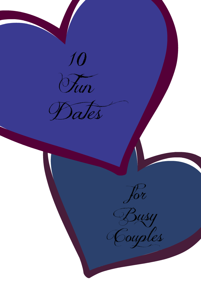 Fun date ideas for. Working clipart busy life